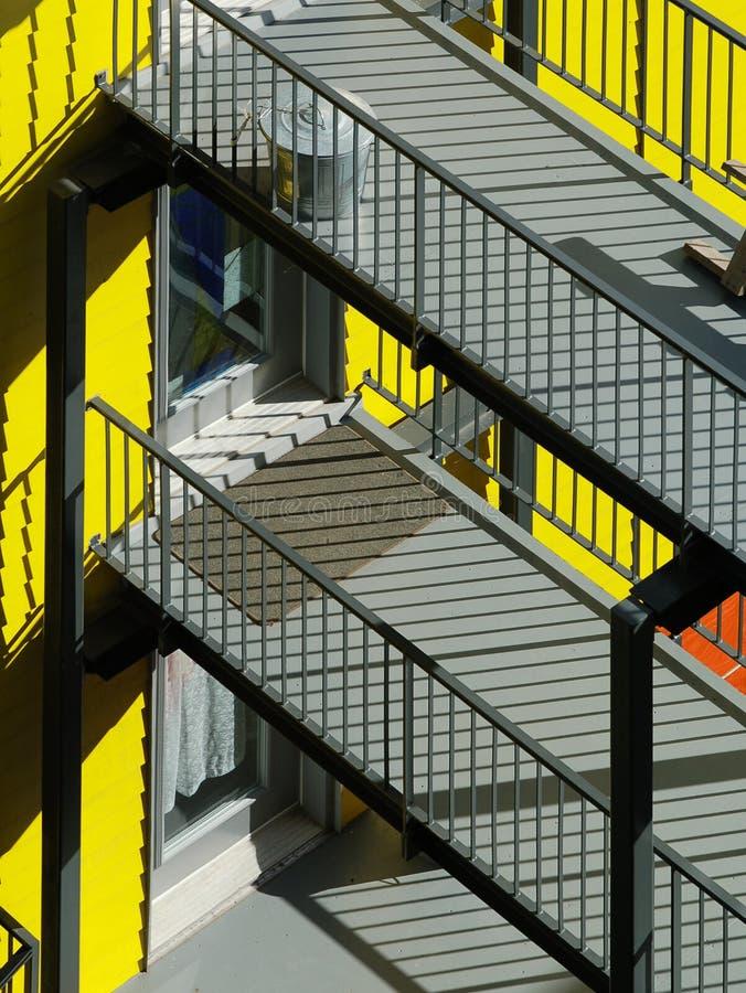 nowoczesne mieszkania Montrealskiego Canada zdjęcia stock