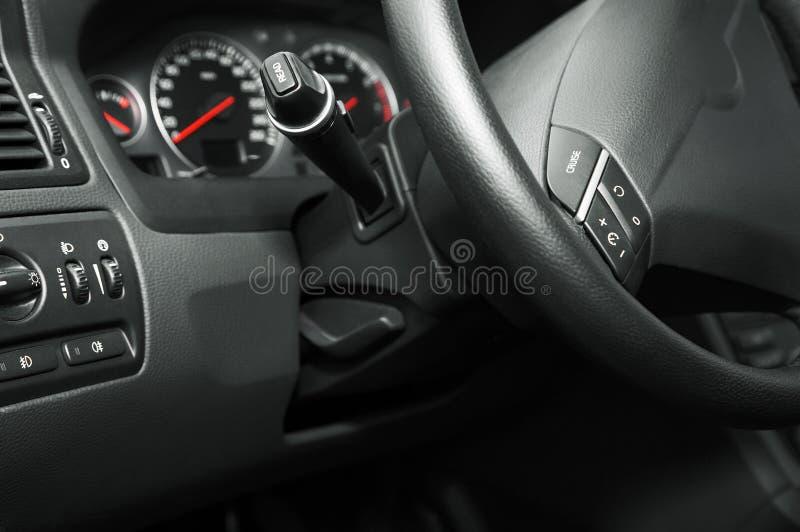 nowoczesne nowy samochód obrazy stock