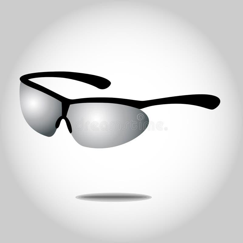 nowoczesne okulary ilustracji