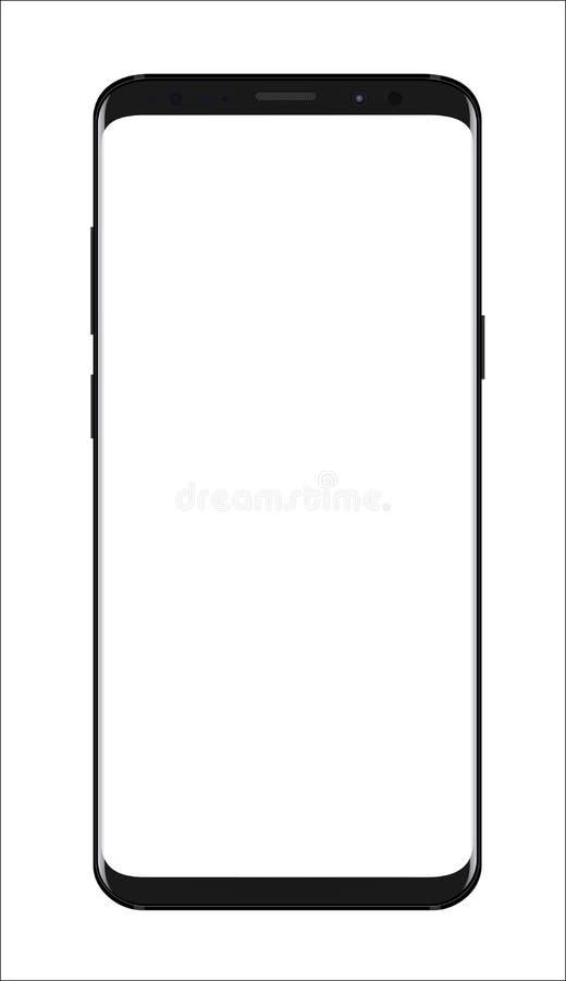 nowoczesne smartphone royalty ilustracja
