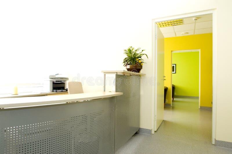 nowoczesne urzędu obraz stock