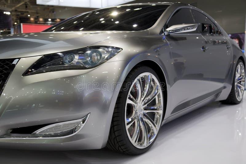 nowoczesny samochód obraz stock