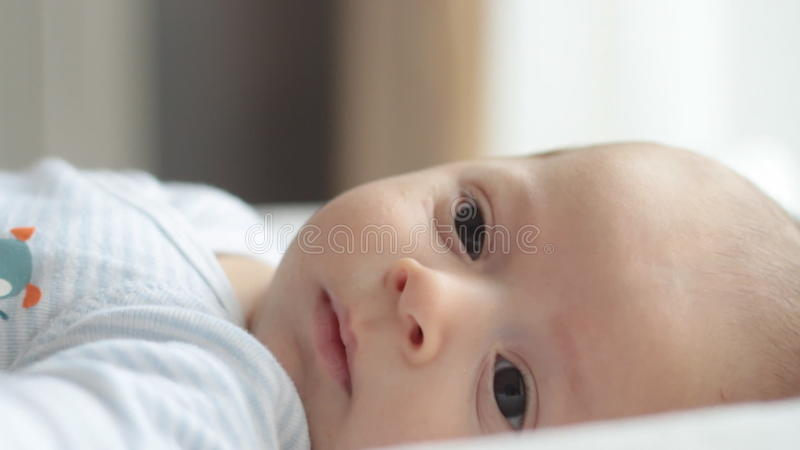 Nowonarodzony dziecko zbiory wideo