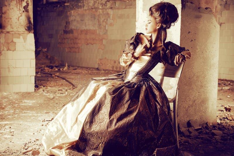 Nowy barocco zdjęcia royalty free