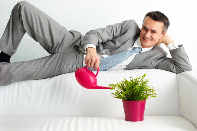 Download Nowy biznes obraz stock. Obraz złożonej z lyme, biznesmen - 28967815