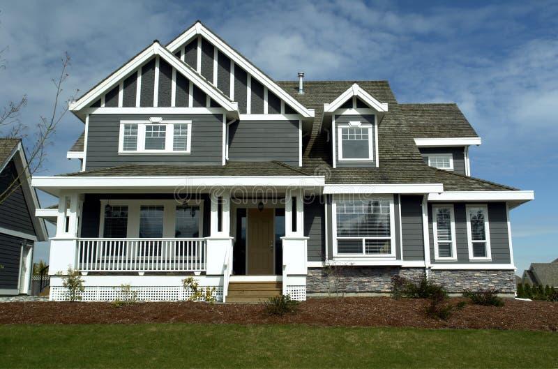 nowy dom zdjęcie royalty free