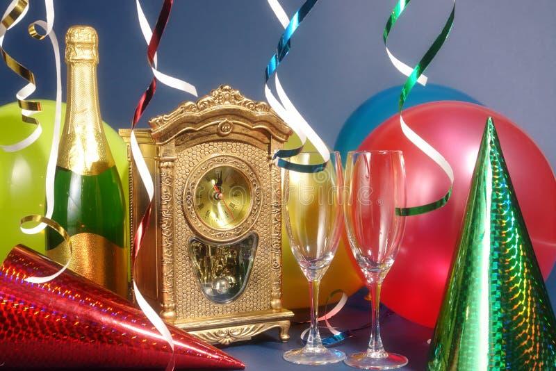 nowy dzień rok s zdjęcie stock