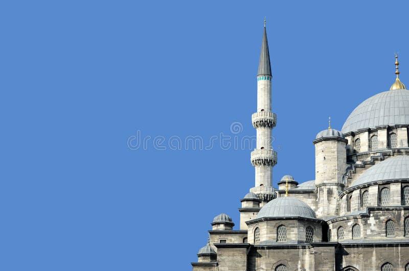 nowy eminonu meczet zdjęcie stock