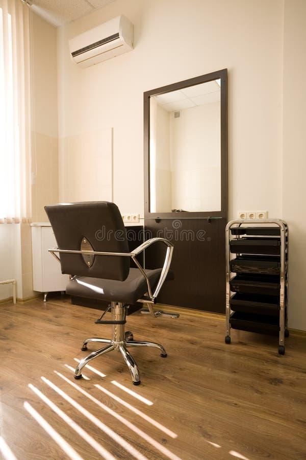 nowy fryzjera miejsce pracy fotografia royalty free