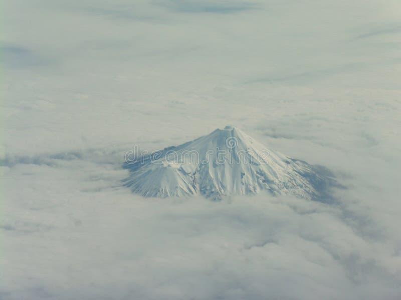 nowy góry taranaki Zealand zdjęcia stock