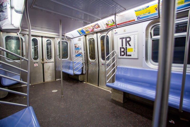 Nowy Jork metro obraz stock
