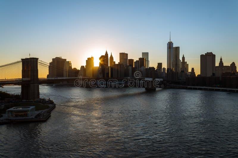 Nowy Jork miasto, usa fotografia royalty free