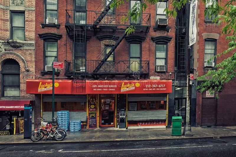 Nowy Jork miasto zdjęcia royalty free