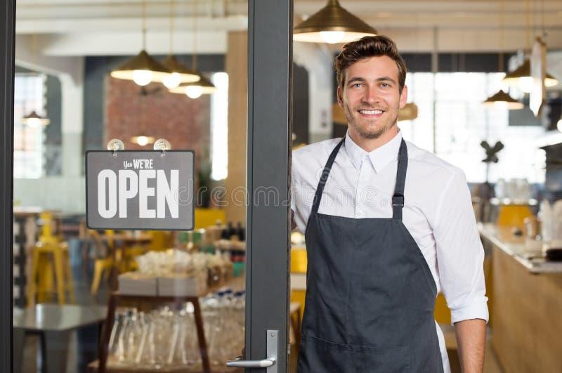 Nowy mały biznes zdjęcia royalty free
