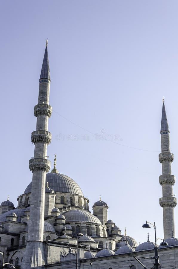Nowy meczet zdjęcie royalty free