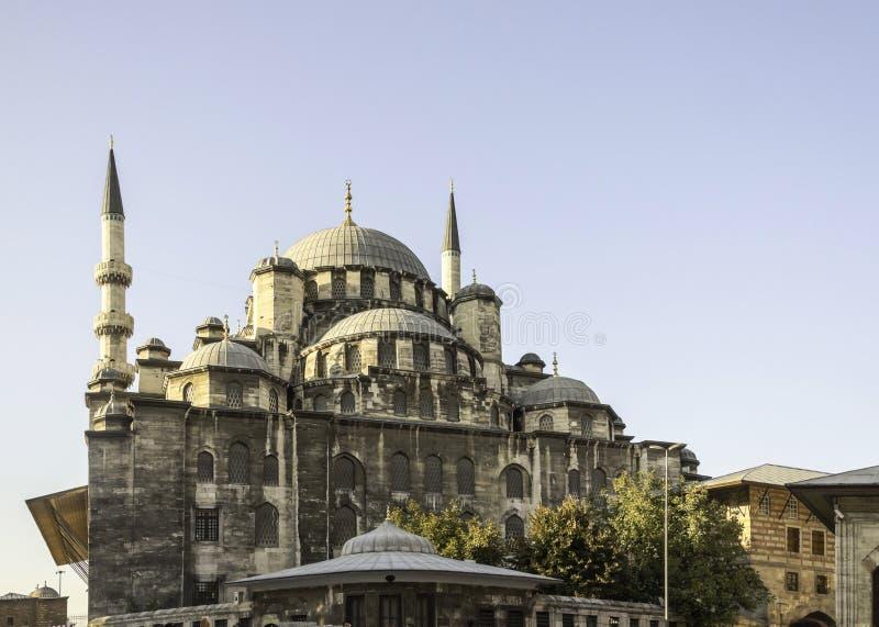 Nowy meczet lub meczet Valide sułtan, Istanbuł zdjęcia stock