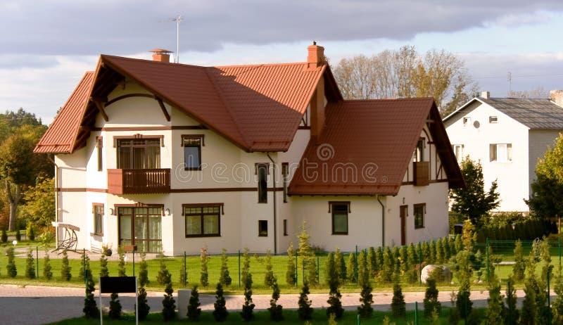 nowy mieszkanie własnościowe rząd zdjęcie royalty free