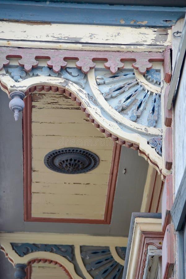 Nowy Orlean architektoniczny szczegół obrazy stock