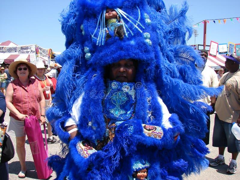 Nowy Orlean jazzu & dziedzictwo festiwalu Duży Łatwy zdjęcia royalty free