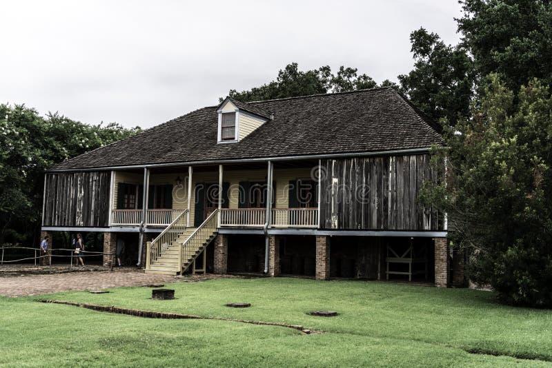 Nowy Orlean Laura plantacja zdjęcie stock