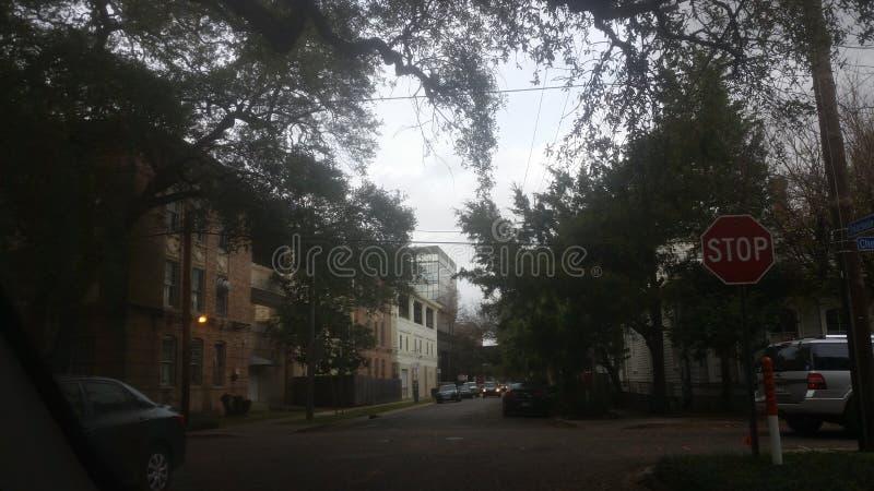 Nowy Orlean uptown obraz royalty free