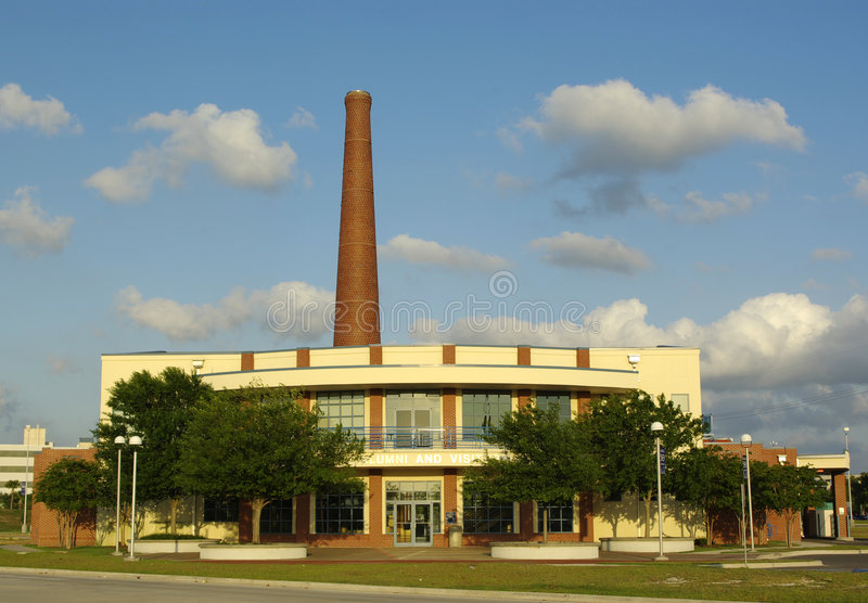 nowy Orleans uniwersyteta uno zdjęcia stock