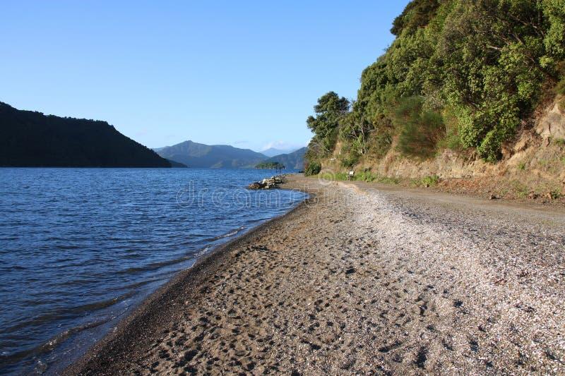 nowy picton Zealand obraz royalty free