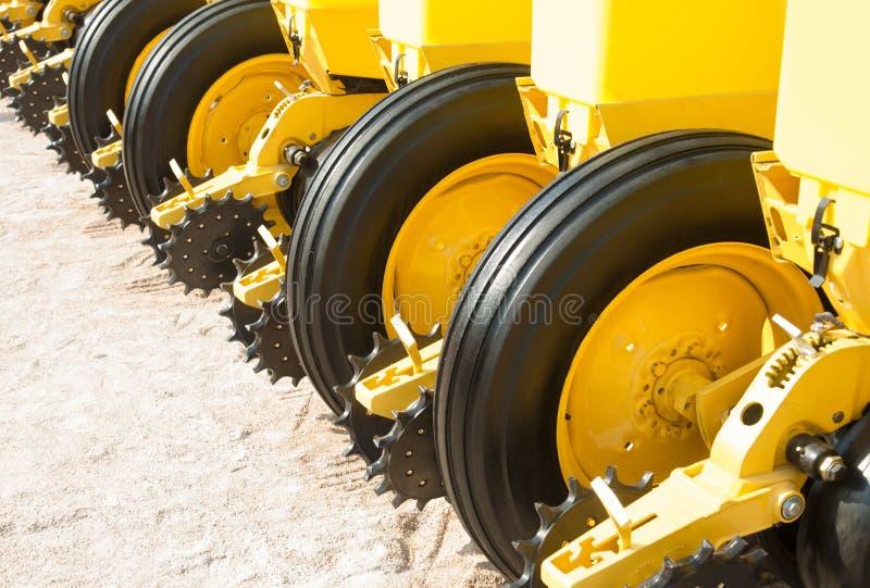 Nowy przemysłowy rolniczy ikrzak zdjęcie stock