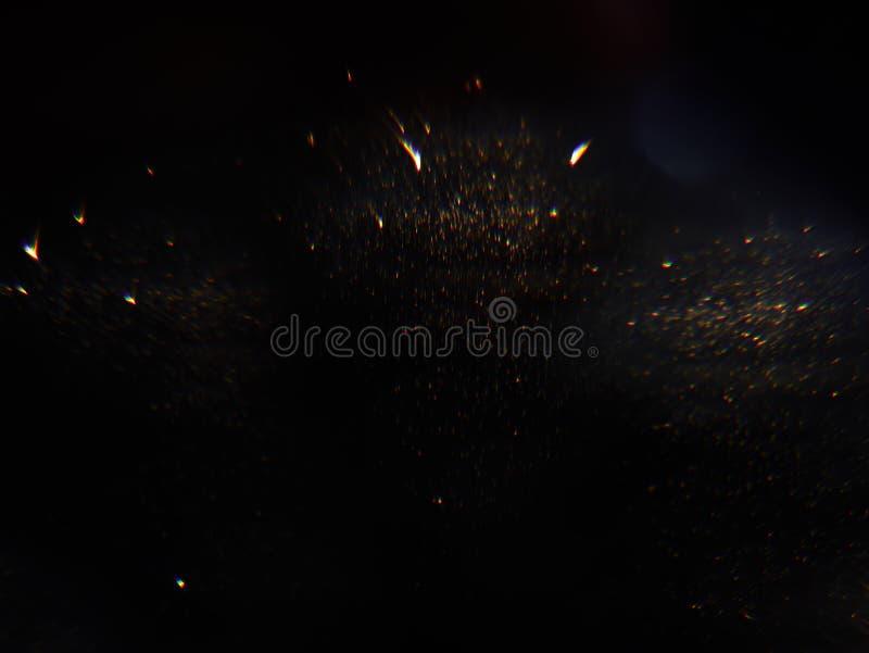 Nowy Rok bożych narodzeń Zamazany tło Abstrakcjonistyczna defocused złota, bielu, czerwieni i koloru żółtego błyskotliwość tekstu obraz stock