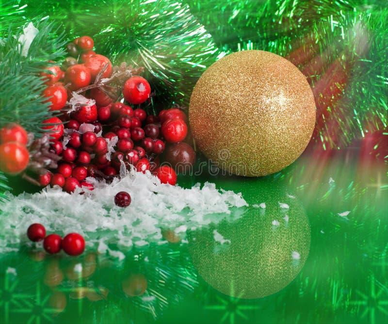 Nowy Rok karta zdjęcia stock