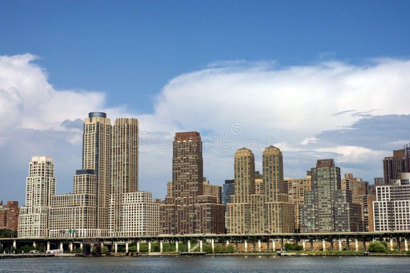 Download Nowy York zdjęcie stock. Obraz złożonej z statua, korporacyjny - 10668204