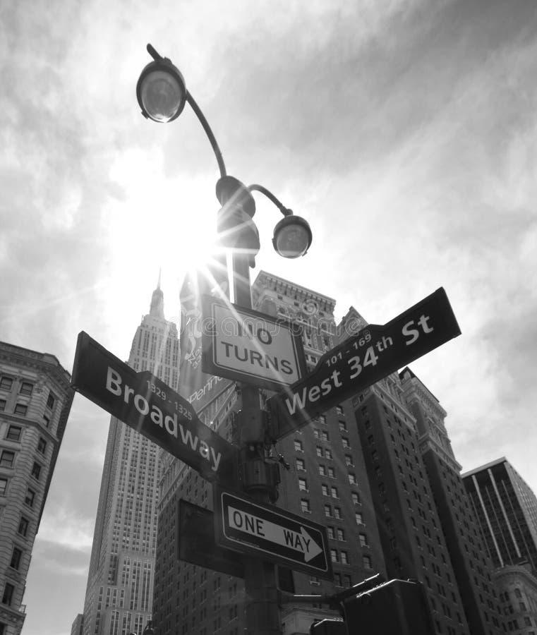 Download Nowy York zdjęcie stock. Obraz złożonej z america, światła - 10836318