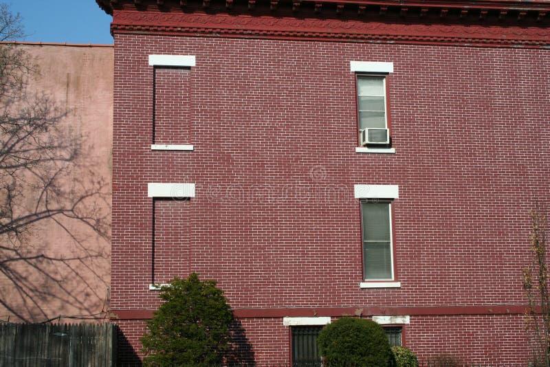 nowy York czerwonej do domu zdjęcie royalty free