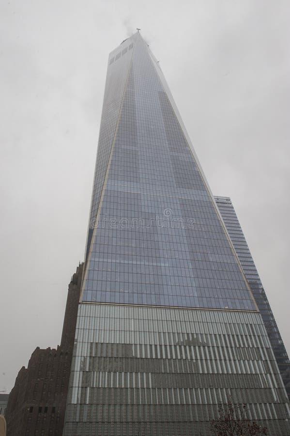 nowy York drapacz chmur obraz royalty free