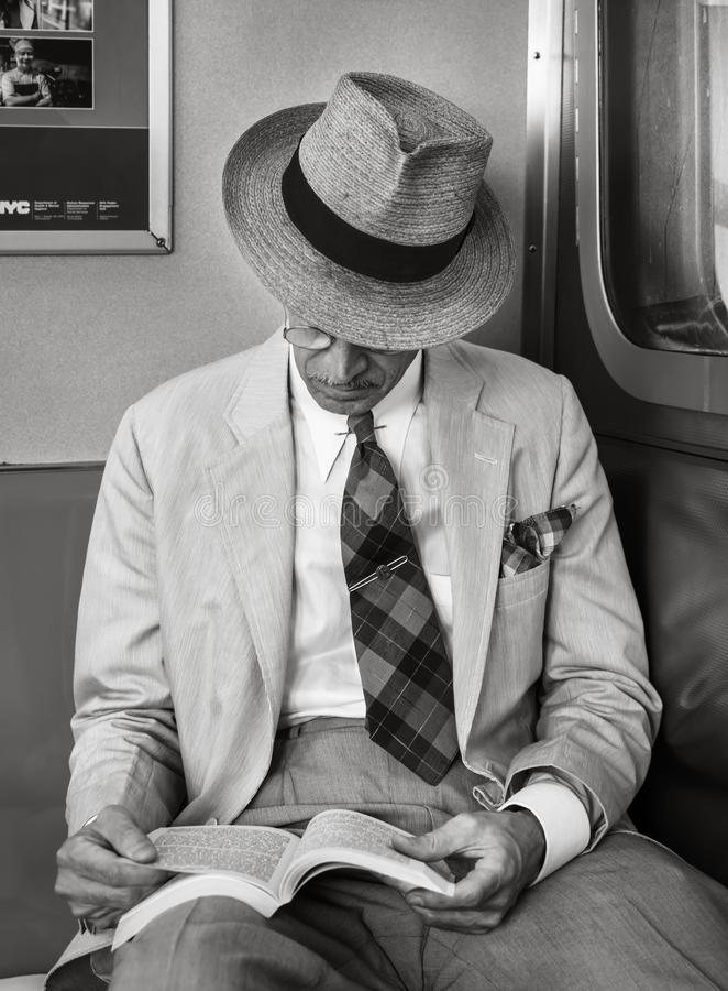 nowy York metro city fotografia royalty free