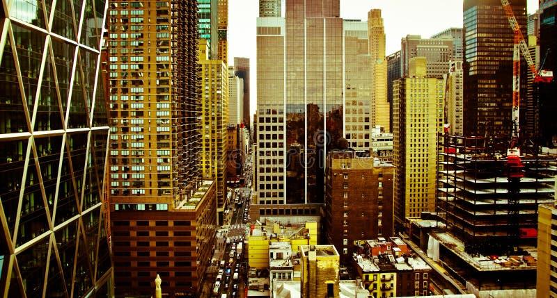Nowy York miasto fotografia stock