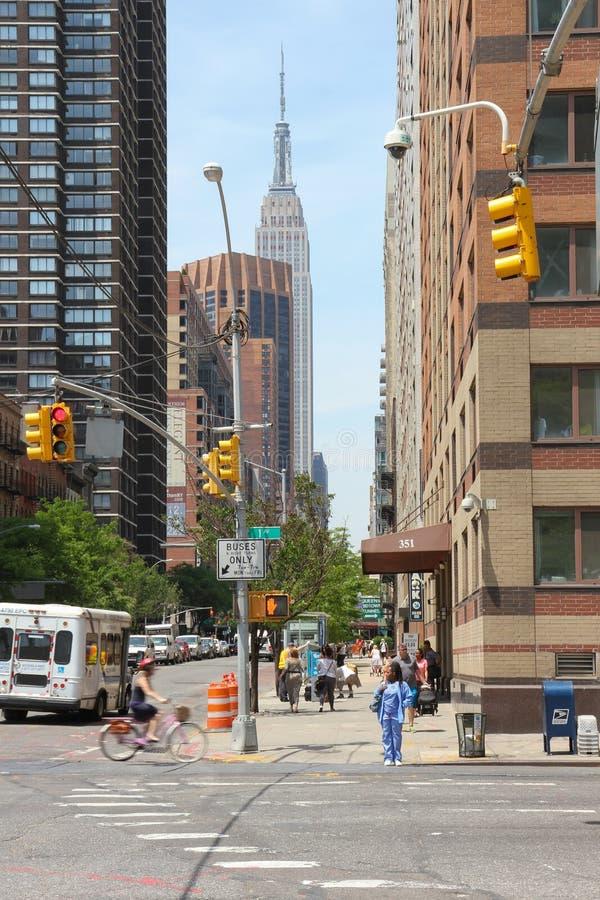 nowy York usa manhattan fotografia stock
