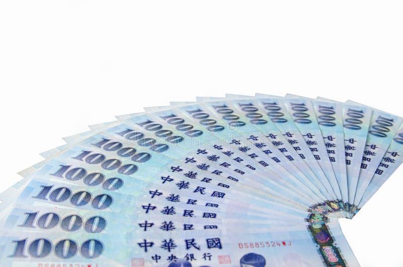 Download 1000 Nowych Tajwańskich Dolarów Zdjęcie Stock - Obraz złożonej z kolor, wynagrodzenie: 53779016