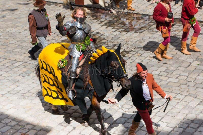 Nozze di Landshut immagini stock libere da diritti