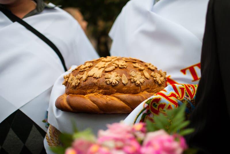 nozze ucraine immagine stock
