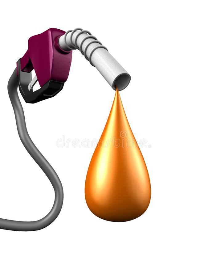 Download The Nozzle stock illustration. Image of commodity, crude - 5995820
