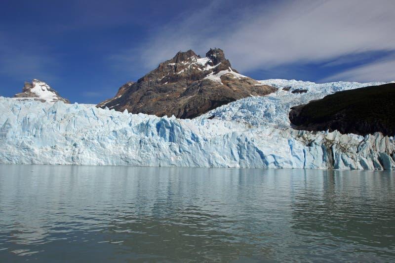 NP Los Glaciares, la Argentina fotos de archivo libres de regalías