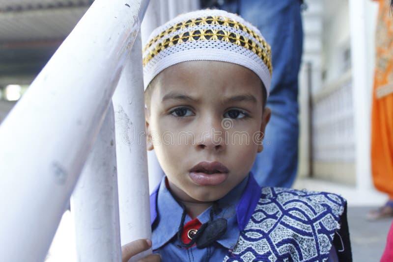 NPL: Nepal celebrates Eid al-Adha royalty free stock photos