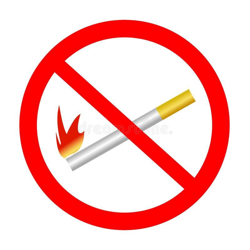 Download Nr dat - rookt vector illustratie. Illustratie bestaande uit rook - 10775993