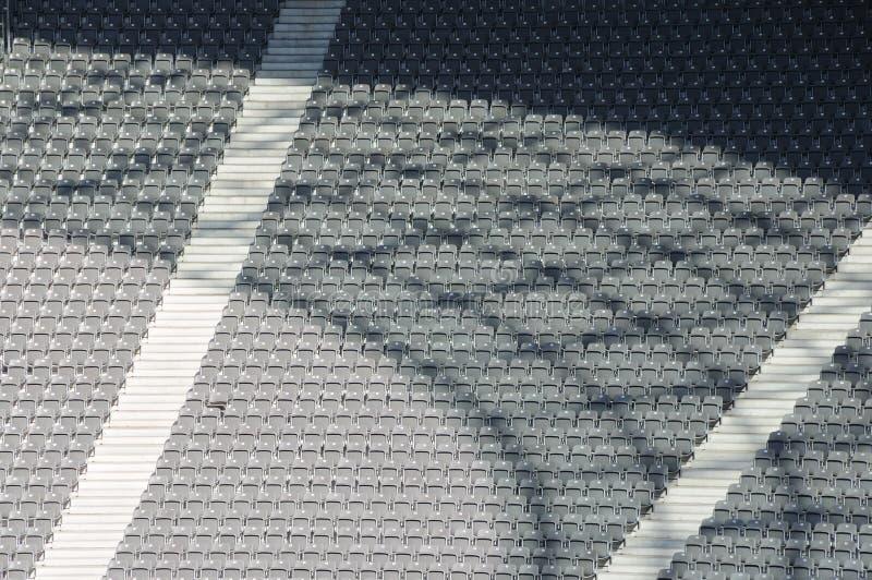 nr. för fussballstadion 11 arkivbilder