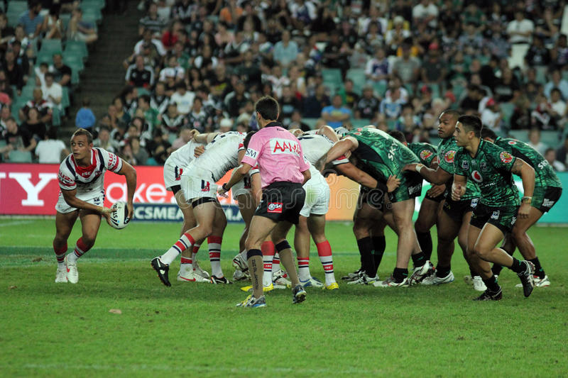 Download NRL Rugby League editorial stock image. Image of rugby - 24110354