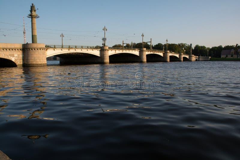 Ntva Sankt-Peterburg fotografia stock