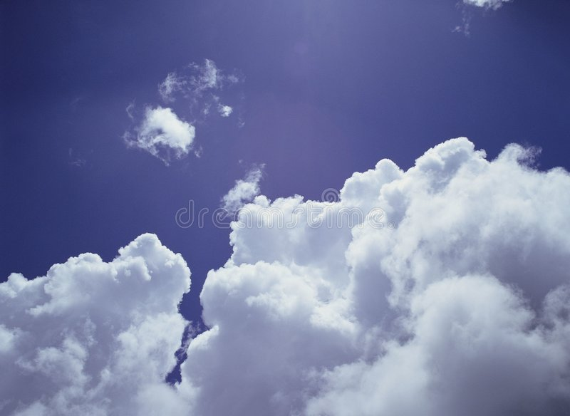 Nuage photos stock
