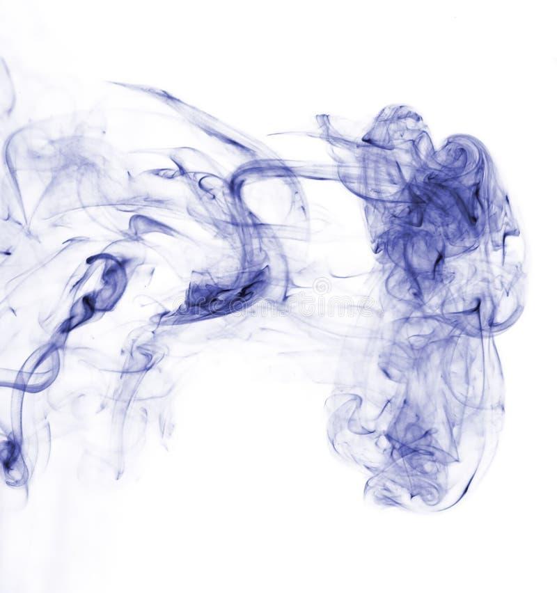 Nuage de fumée photo stock