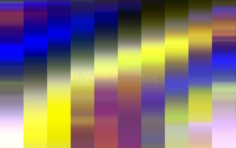 Nuances abstraites colorées lumineuses de scintillement, les géométries, fond abstrait, les géométries colorées illustration de vecteur